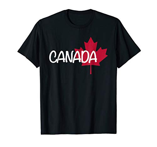 Canada with maple leaf ()