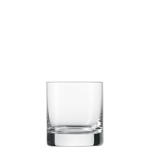 Schott Zwiesel Tritan Crystal Glass Paris Barware Collection Old Fashioned Whiskey Glass, 9.8-Ounce, Set of 6 (Collection Old Double Fashioned)