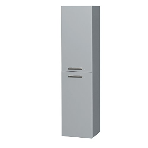 Wyndham Collection WCRYV205DG Amare Wall Cabinet, Dove Gray