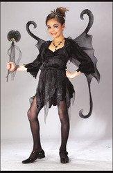 (Fun World Child Fairy Costume - Midnight Fairy - Small)