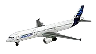 Dragon Models Airbus A321 - 2011 Livery Diecast Aircraft, Scale 1:400