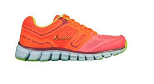 Legea scarpa Keira col. orange fluo-rosa mis. 41