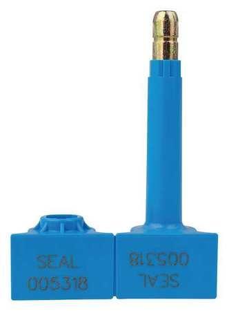 Bolt Seal 3-3/8 X 29/64 Inchch Abs Blue