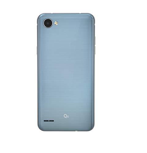 LG Q6 Platinum - Unlocked - 32GB (Renewed)
