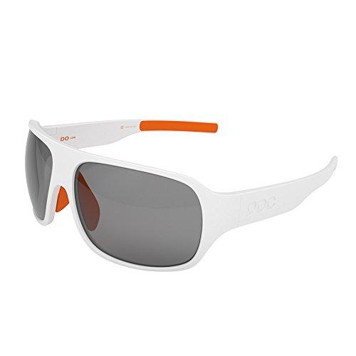 POC DO Low Sunglasses, Hydrogen White, One - White Sunglasses Armor Under