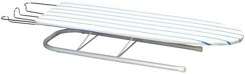 Household Essentials Presswood Table Top Ironing Board with Pull-Out Iron Rest, 12-Inch x 30-Inch