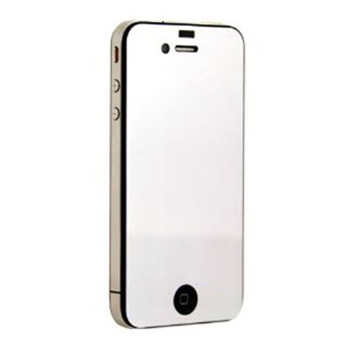 Aobiny Brand New Mirror LCD Screen Protector Flim Case For Apple iPhone 4S 4G 4th - New Lcd Guard