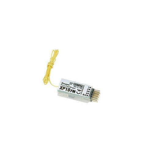Graupner 7044 - Empfänger Xp 10 FM 40 MHz