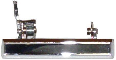 OE Replacement Chevrolet Camaro/Pontiac Firebird Front Passenger Side Door Handle Outer (Partslink Number (Pontiac Firebird Exterior Trim)