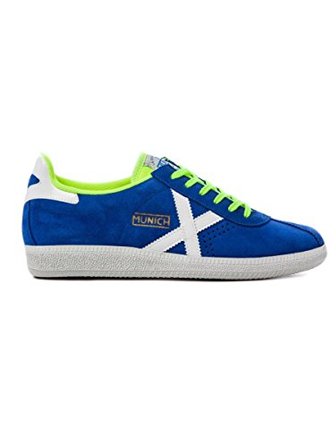 Unisex Zapatillas Barru Adulto Azul Munich qgwPE55