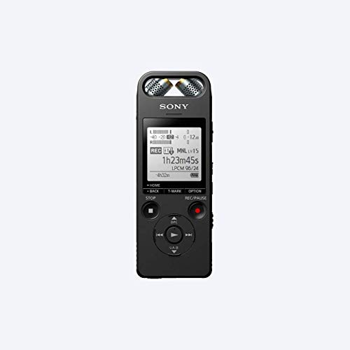 Sony High-Resolution Portable Audio Recorder