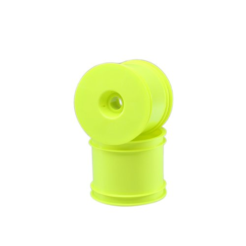 Kyosho W5205Y RT5 2.2 Truck Wheel, Yellow - Kyosho Replacement Parts