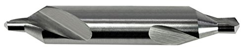 Alfa Tools CDH50449 ASA# 00 High-Speed Steel Combined Drill and Countersink 12 Pack