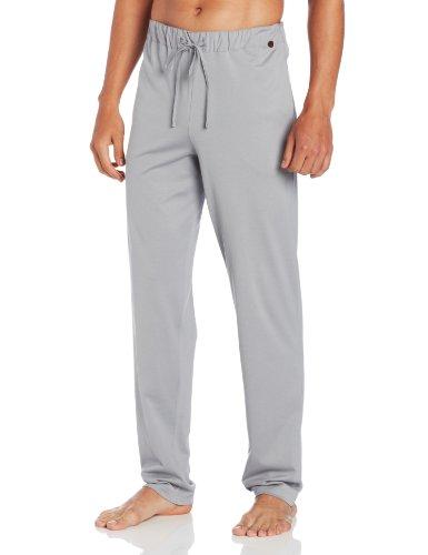 Pantalones Pijama Hanro Gris Lang De Hose Larga 1162 Hombre Manga Para mineral Con BxxnaCwq