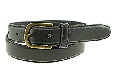 Thomas Bates Coleman Boys Leather Belt