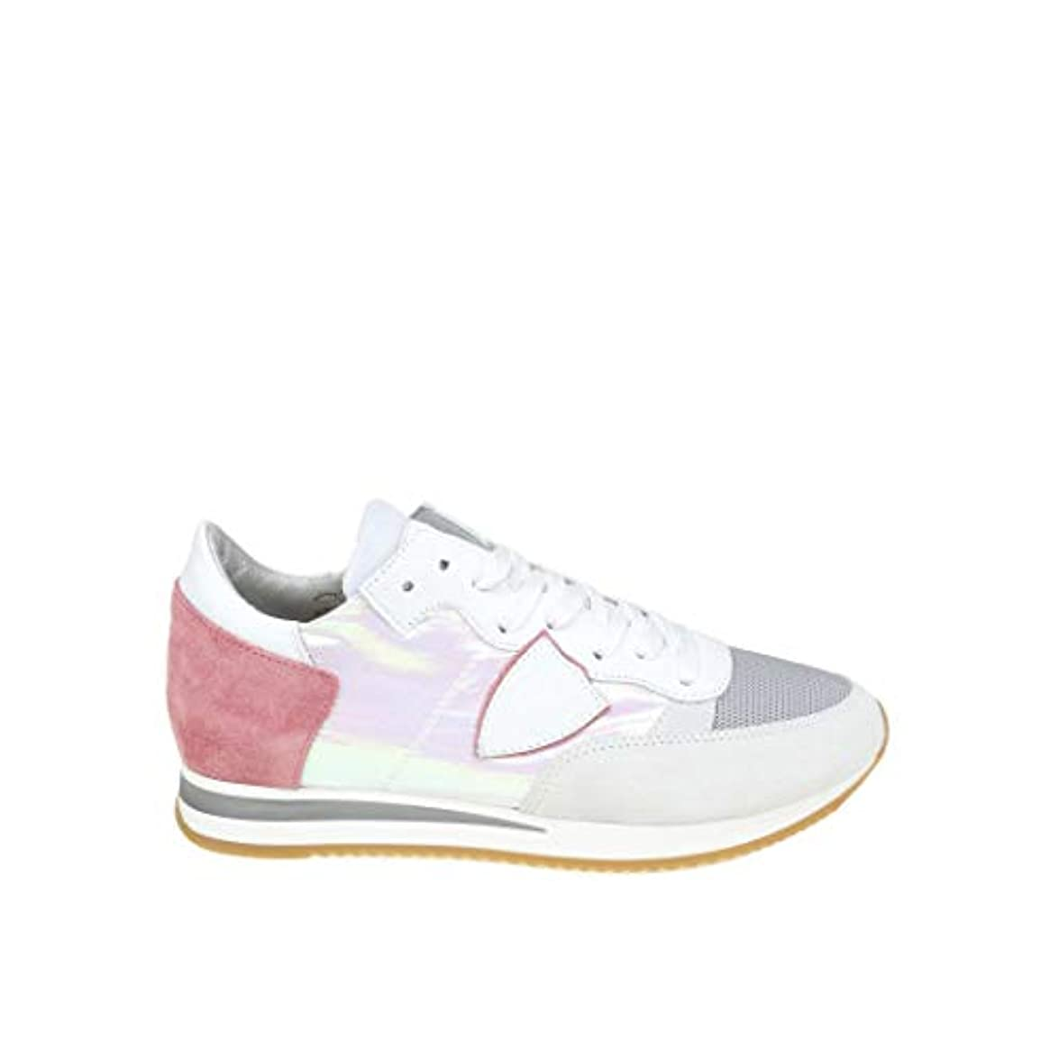Philippe Model Sneakers Donna Trldwo07 Camoscio Rosa
