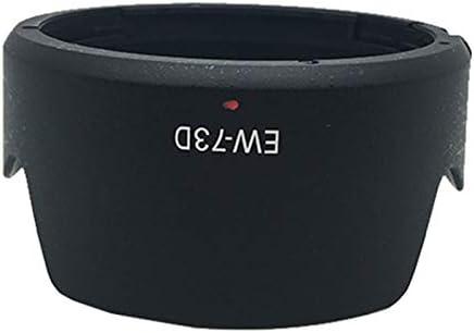 RONSHIN Camera Accessory-EW-73D Flower Design Camera Lens Hood for Canon EF-S 18-135mm F//3.5-5.6