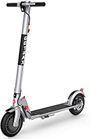 """GOTRAX XR Ultra Folding Commuting Electric Scooter - 8.5"""" Air Filled Tires - 300W Motor to 15.5MPH and 36"""