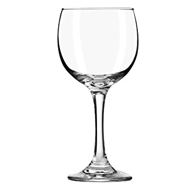 Libbey 10.5-Ounce Wine Party Glass, 12-Piece