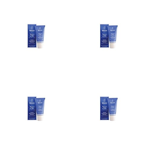 (4 PACK) - Weleda Moisture Cream For Men | 30ml | 4 PACK - SUPER SAVER - SAVE MONEY