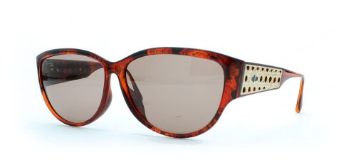 Christian Dior 2764 30 Red Authentic Women Vintage - Dior Vintage Christian Sunglasses