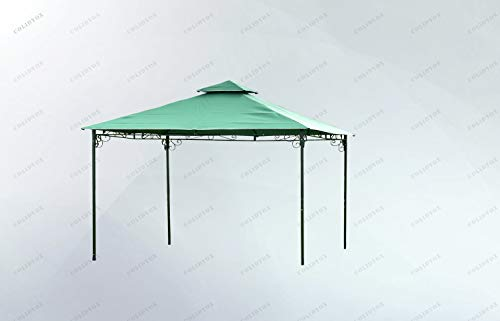 COLIDYOX>>Canopy Tent,Nice-Looking Decorative Patterns,Perfect Outdoor Companion,Practical and Useful,a Wonderful shelter for Outdoor Life,Sturdy and ()