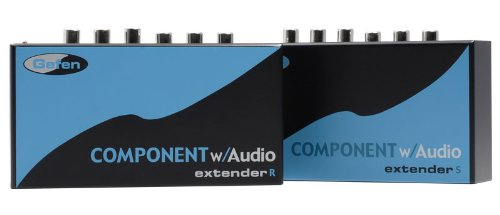 Component with Audio Extender