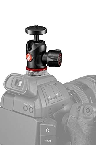 Manfrotto 492 LCD Micro Ball Head with Shoe Mount