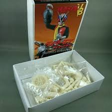 コトブキヤ 1/12 仮面ライダーライダーマン & ライダーマシン 未塗装・組み立てキットの商品画像