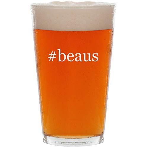 #beaus - 16oz Hashtag Pint Beer - Jeans Beau Dawson