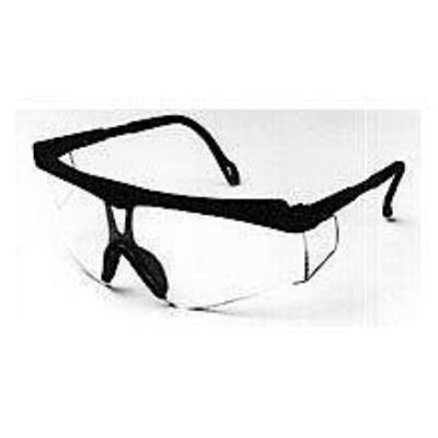 Safety Spectacles Black Frame by R3 - Online Frame Spectacle