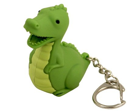 Roaring Dragon Light Novelty Keychain product image