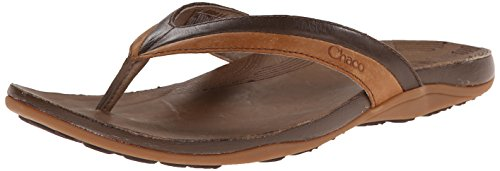 Chaco Womens Leather Flip Sandal - 5