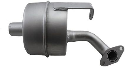 Genuine OEM Kohler Muffler Assembly W//Heat Shield 17 068 70-S