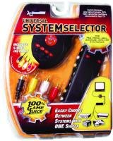 (Dreamgear Universal System Selector with S-Video/AV Cable)