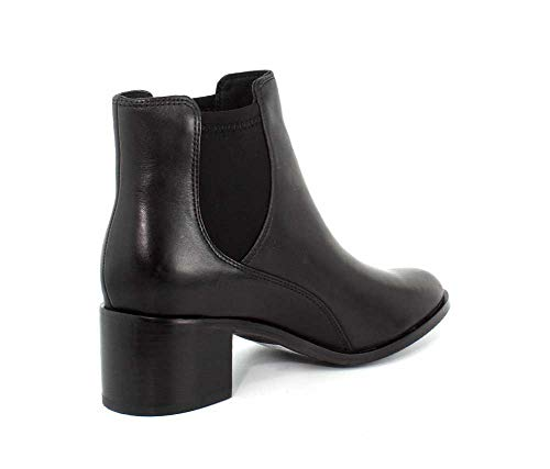 Boot CLARKS Poise Leather Womens Lola Black qBPH7A