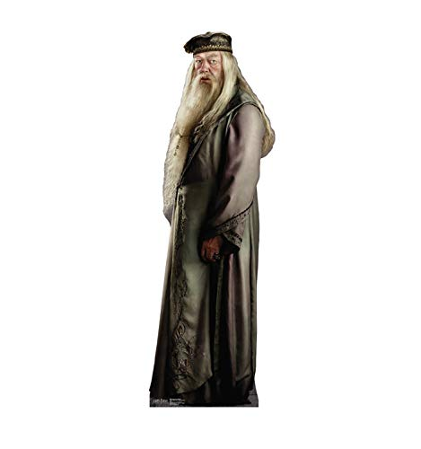 Advanced Graphics Professor Dumbledore Life Size Cardboard Cutout Standup - Harry Potter and the Order of the Phoenix