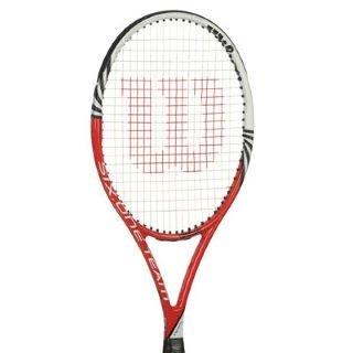 Wilson Six。One Team – 95 Team 18 Wilson x 20テニスラケット – Strung 4.375 B007AU41OY, イカグン:64a80239 --- cgt-tbc.fr