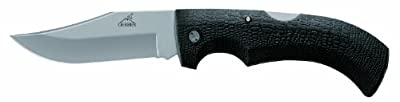 Gerber Gator Folding Knife, Fine Edge, Clip Point [06069]