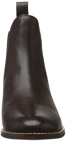 Donne Marrone oxblood Tom Braun westbourne Caviglia Delle V Joule Stivali U0gp0ZXq