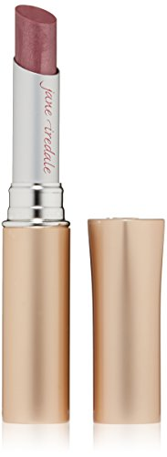 jane iredale PureMoist Lipstick, Rose, 0.10 oz.