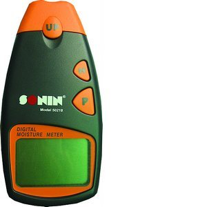 Sonin 50218 Digital Moisture Meter - 12ct. Case