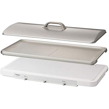 Image of Panasonic IH Daily Hot Plate KZ-CX1-W (WHITE)【Japan Domestic Genuine Products】【Ships from Japan】 Home and Kitchen