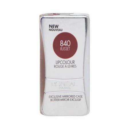 L'Oreal Infallible Never Fail Lipcolour Compact Russet 840 (Quantity of 3) by L'Oreal Paris