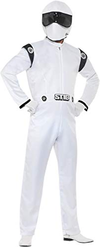 Sportsgear US Top Gear, The Stig Costume