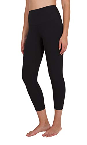 90 Degree By Reflex High Waist Squat Proof Capris - 22