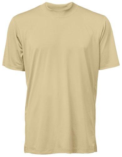 Mizuno Men's MzO G2 Short Sleeve Tee, Vegas Gold, X-Large