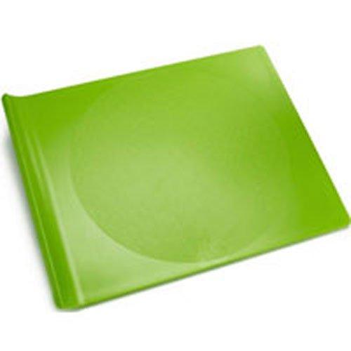 (Preserve Small Green Plastic Cutting Board, 10 x 8 inch - 4 per case.)
