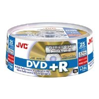 JVC VP-R47HGS25 DVD+R Spindle