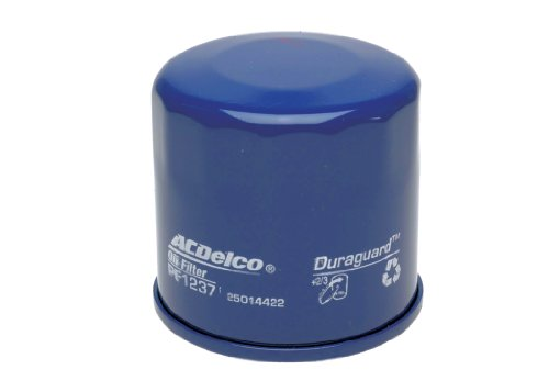 ACDelco PF1237 Professional Engine Oil Filter - 95 Mazda Protege Engine